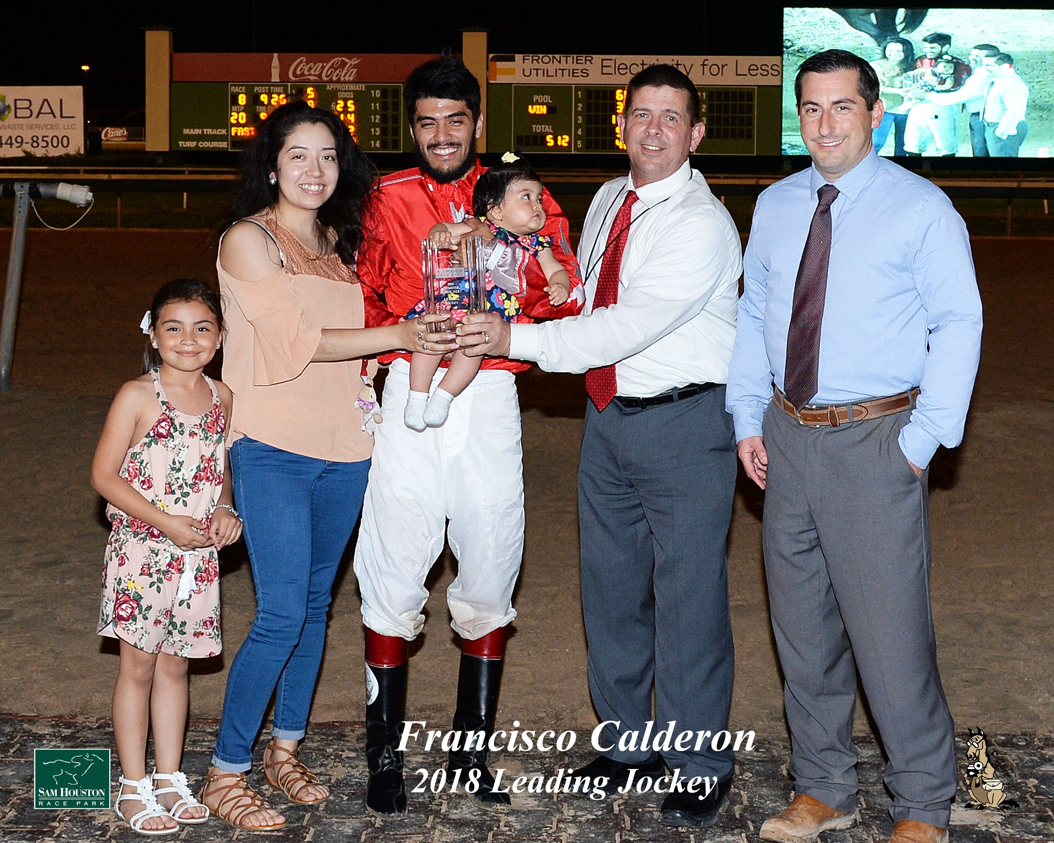 Jockey of the Meet - Francisco Calderon2018.jpg