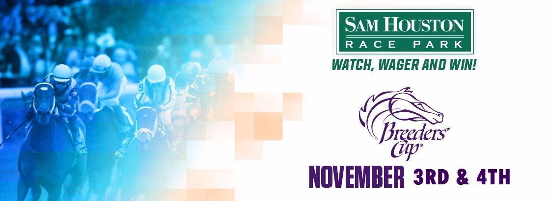 Simulcasting On Breeders Cup Sam Houston Race Park