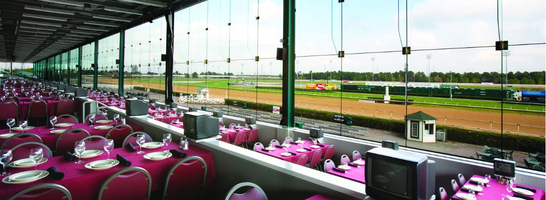 Winner S Circle Restaurant Sam Houston Race Park